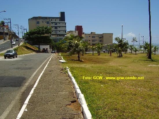 Área do antigo campo de futebol - CLIQUE PARA AMPLIAR A FOTO